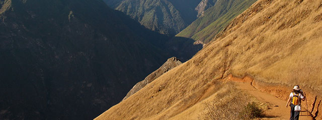 Hike to Choquequirao