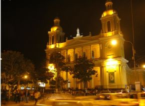 Chiclayo Main Square