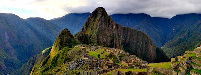 Sacred Citadel of the Incas
