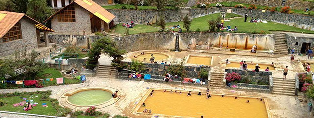 Thermal Baths of Lares