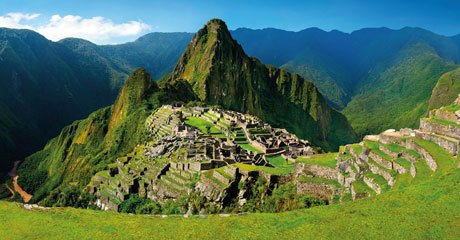 Lost Citadel of the Incas